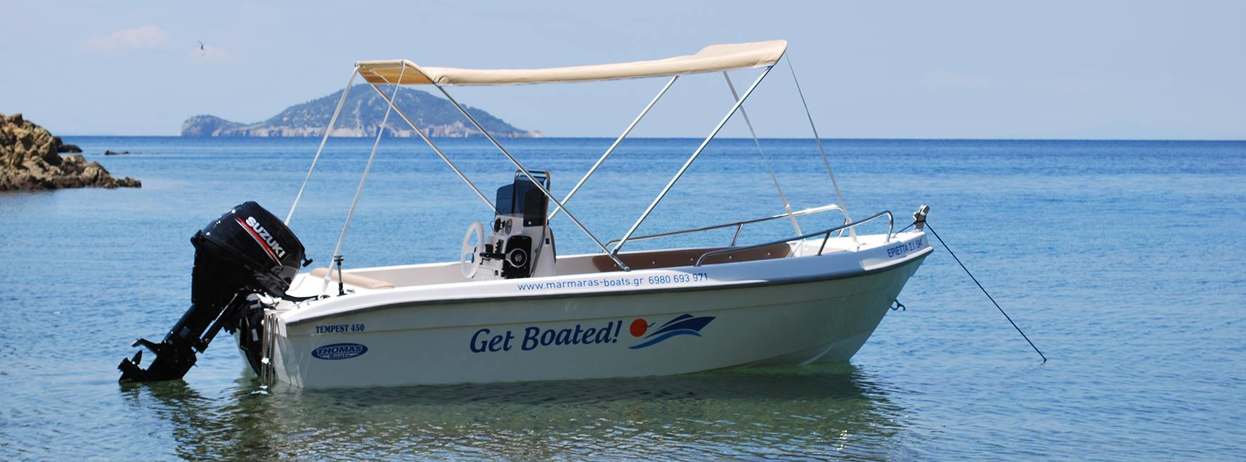 Boat Rentals<br/>Vourvourou Halkidiki