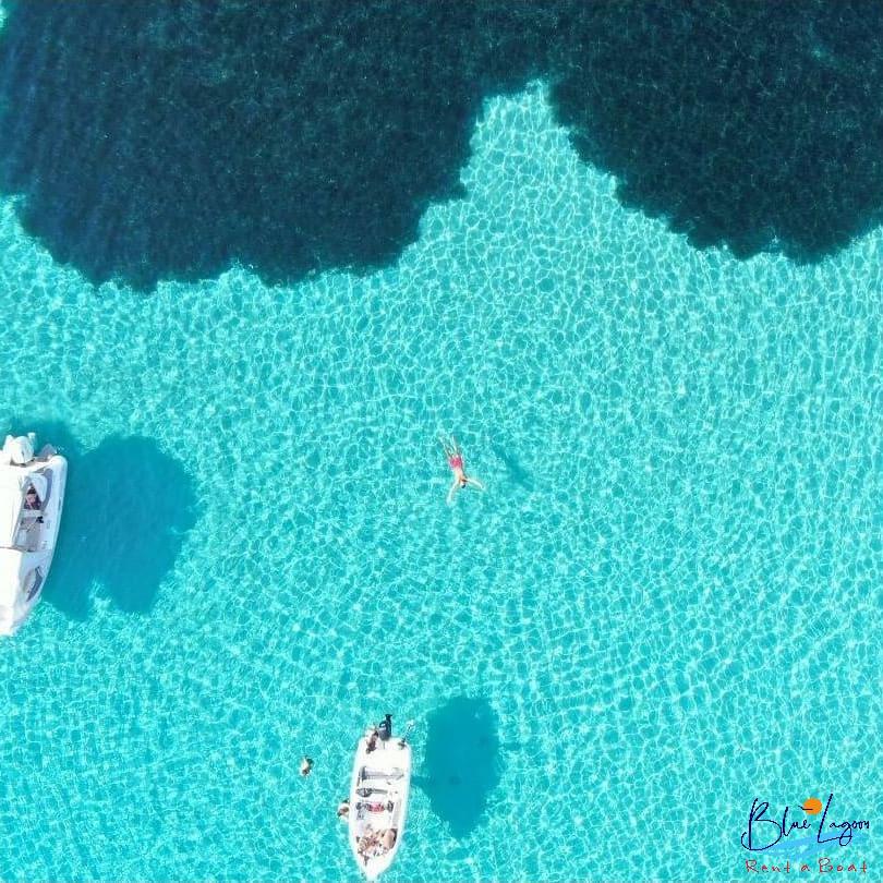 Γαλάζια Νερά