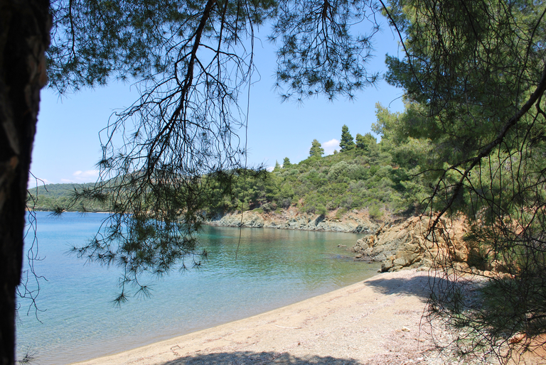 Kryftos Beach