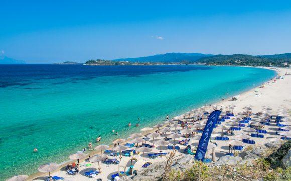 trani ammouda beach sithonia